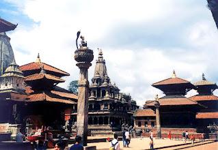 Photo: Patan - Durbar Square