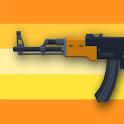 Gun Breaker - Idle Gun Games icon