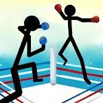 Stickman Fight 2 Player Games Icon