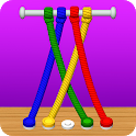 Untangle 3D: Tangle Rope Master - Fun Puzzle Games icon