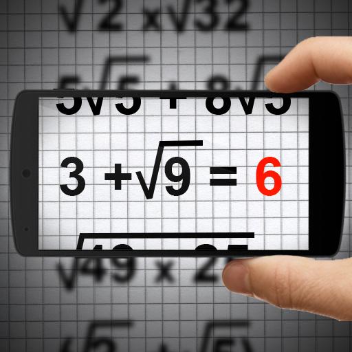 模拟のMaths Photo-Solution Simulator LOGO-記事Game
