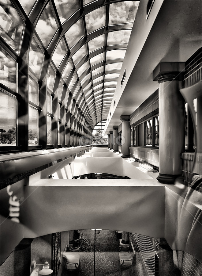 Imagine by David Lawrence - Buildings & Architecture Architectural Detail ( modern, building, atrium, pwcdetails, hospital,  )
