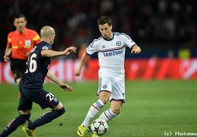 Eden Hazard ne veut pas ressembler à Messi ou Ronaldo