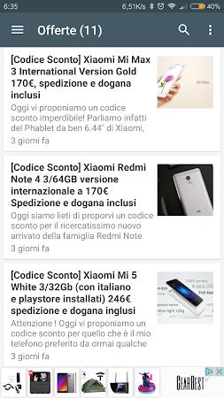 XiaomiToday.it 1.3.2 screenshot 1120714