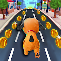 Doggy Dog Run - Endless Running Games 2021 icon