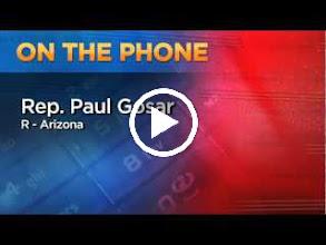 Video: Dec. 13: Rep. Gosar discusses former Arizona U.S. Attorney Dennis Burke's second round of questioning.