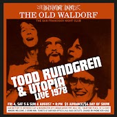 Live at the Old Waldorf San Francisco - August 1978 (Deluxe Edition)