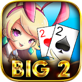 BIG 2: Free Big 2 Card Game & Big Two Card Hands!