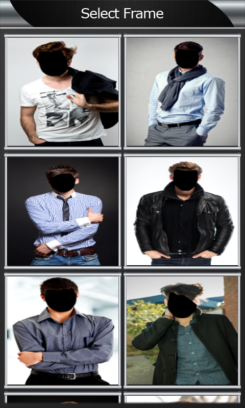 Brilliant Hairstyle Changer For Men Android Apps On Google Play Hairstyles For Women Draintrainus