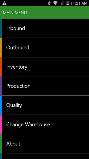 Warehousing - Dynamics 365 1.5.0.0 screenshots 2