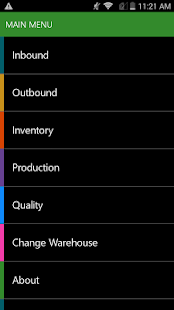 Warehousing - Dynamics 365- screenshot thumbnail