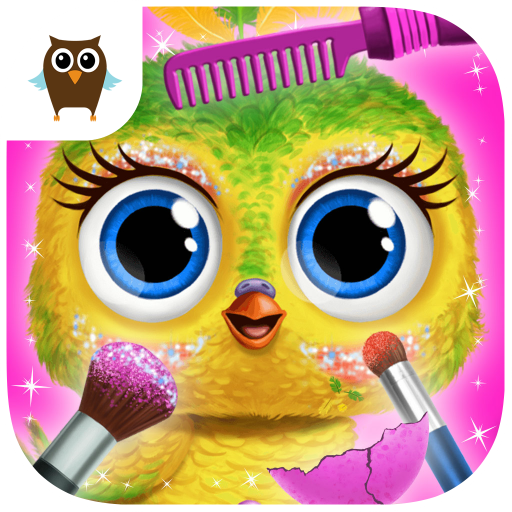 Baby Animal Hair Salon 3 - Newborn Hatch & Haircut file APK for Gaming PC/PS3/PS4 Smart TV