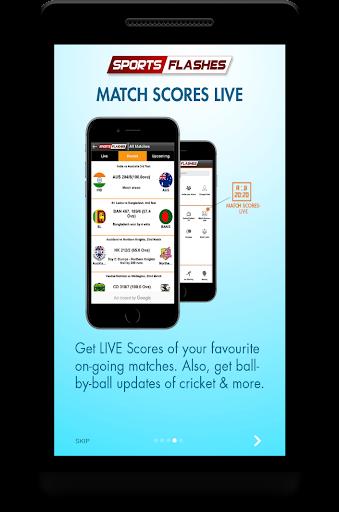 SportsFlashes - Sports Radio, TV, Scores & Updates 5.6 screenshots 6