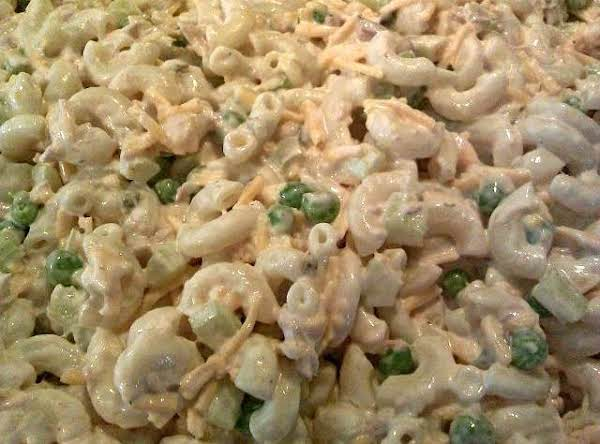 Macaroni-tuna Salad Recipe
