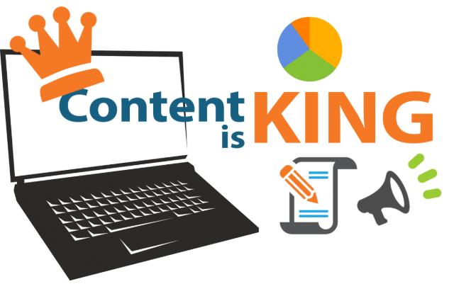 Cần xây dựng nội dung website phù hợp và hấp dẫn