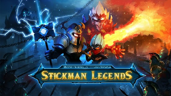 Stickman Legends- screenshot thumbnail