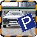 Realistic Car Parking Game HD icon