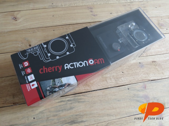 Cherry Mobile Action Camera