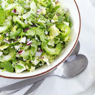 Jalapeño-Cilantro Cucumber Salad