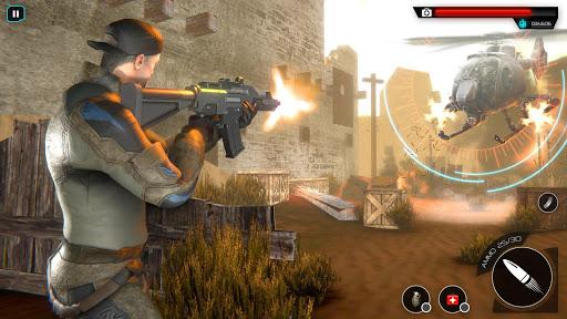 Cover Free Fire Agent:Sniper 3D Gun Shooting Games modavailable screenshots 4