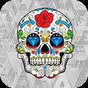 Skull Masks Photo Maker icon