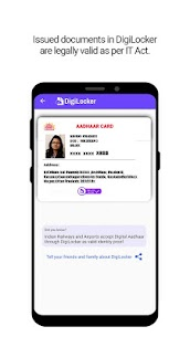 DigiLocker  –  a simple and secure document wallet apk download 2