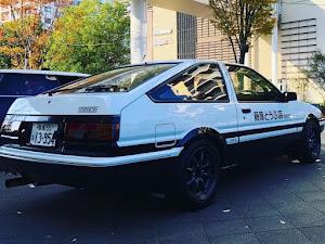 スプリンタートレノ AE86 AE86 GT-APEX 58年式のカスタム事例画像 lemoned_ae86さんの2020年04月06日14:51の投稿