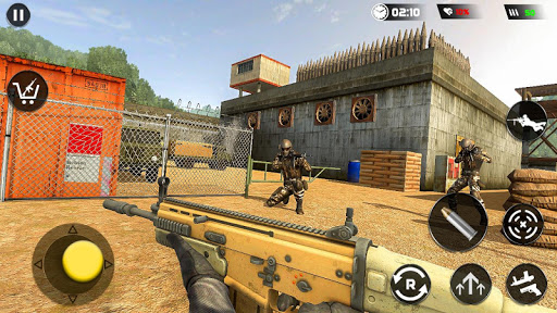 Real Commando Secret Mission: Army Shooting Games 1.0.4 screenshots 9