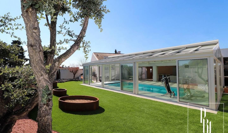 Villa avec piscine et terrasse Lignan-sur-Orb