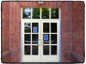 Photo: Rao Conference Entrance, Thomas Building