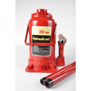 Cric hidraulic 20 tone, deschidere 23-45 cm