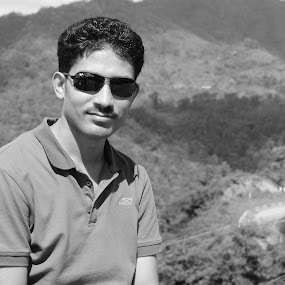 Man by Pramesh Pokharel - People Portraits of Men ( man,  )