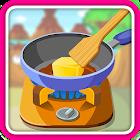ミックスナッツトフィータルトを調理 icon