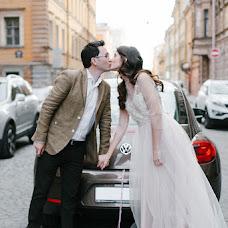 Wedding photographer Ekaterina Golovacheva (katyyya). Photo of 01.08.2016