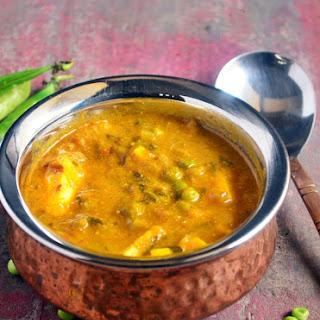 Methi mattar paneer recipe| Restaurant style side dish