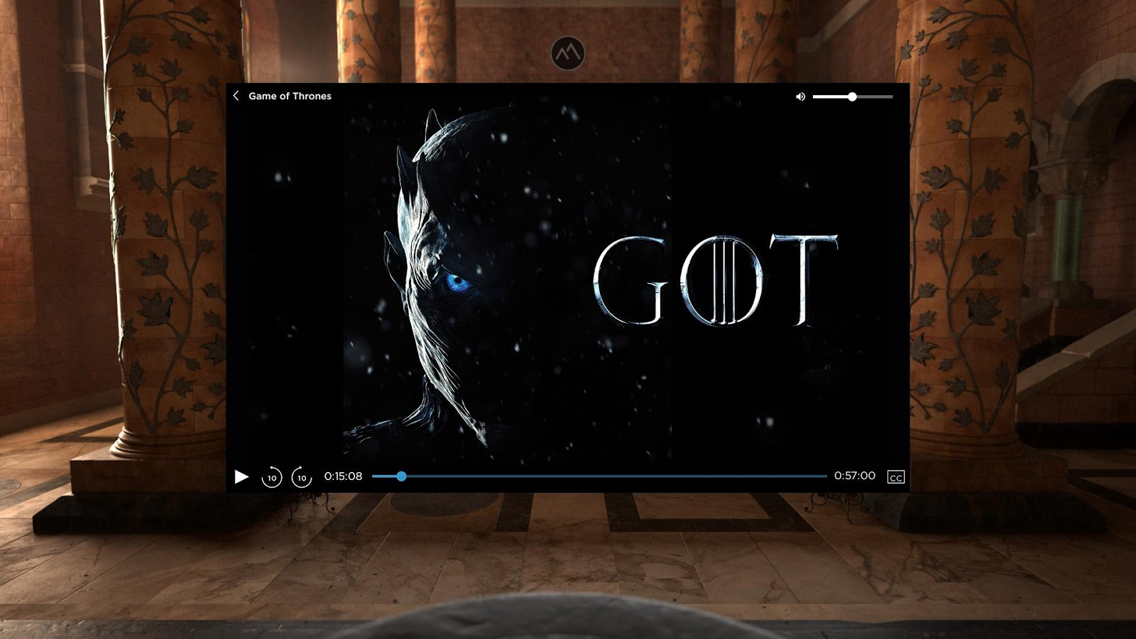 HBO GO VR- screenshot
