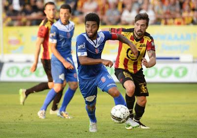 """Dingomé attend Malines de pied ferme : """"On veut notre revanche par rapport au match aller"""""""
