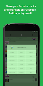 RadioNet Radio Online screenshot 2