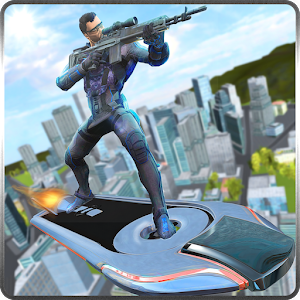 Hoverboard Sniper Shooter Team for PC and MAC