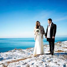 Wedding photographer Natali Vaysman-Balandina (Waisman). Photo of 17.04.2017