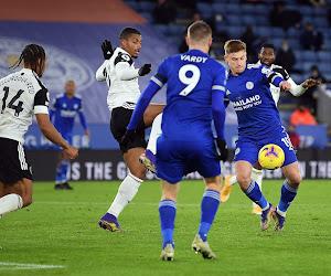 Premier League : Leicester City et ses Diables Rouges surpris à domicile, West Ham prend la mesure d'Aston Villa