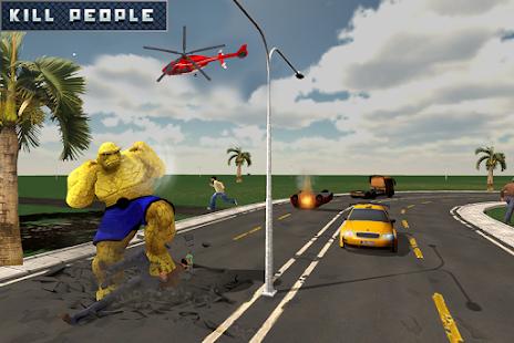 Fantastic Hero Crime Battle vs Super Villains - náhled