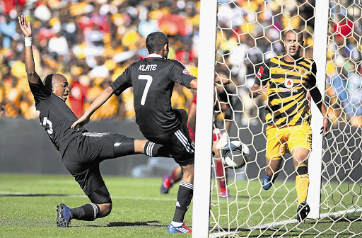Orlando Pirates and Kaizer Chiefs go head-to-head in what promises to be yet another electrifying Soweto derby this Saturday. File picture