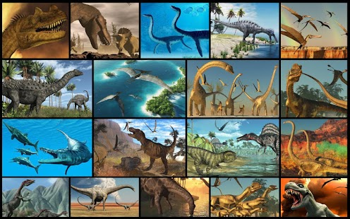 Dinosaur Jigsaw Puzzles Games- screenshot thumbnail