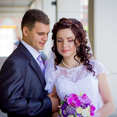 Wedding photographer Aleksey Zharov (AlexMagic). Photo of 16.05.2017