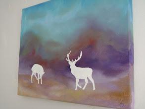 """Photo: Elk: 14"""" x 11"""" (SOLD)"""