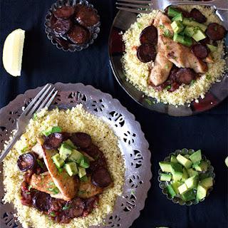 Chorizo Chicken Couscous Recipes