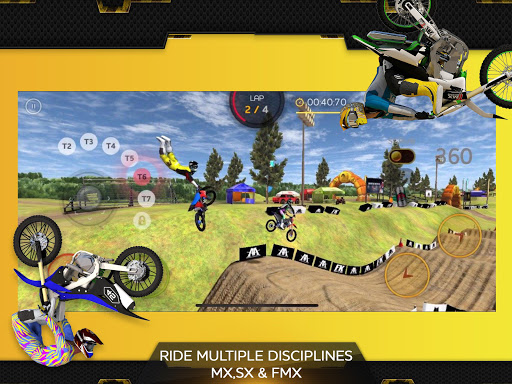 TiMX: This is Motocross  screenshots 7