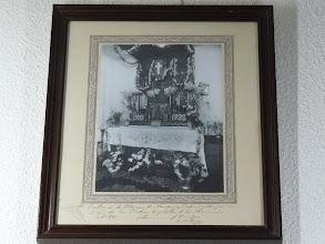 Photo: Museo - Cuadros: Oratorio de Blanca de Navarra en las Bodas de oro de las Marías