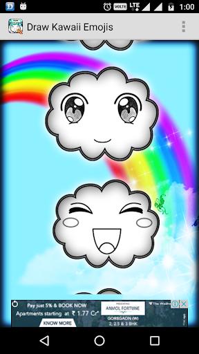How to Draw Emojis Kawaii